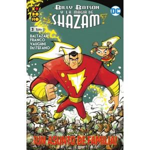 Billy Batson y la magia de Shazam nº 03