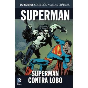 Colección novelas gráficas nº 80: Superman contra Lobo
