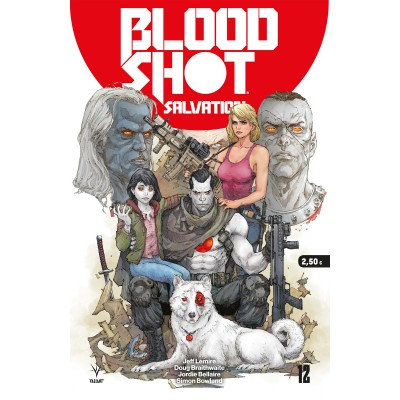 Bloodshot Salvation nº 12