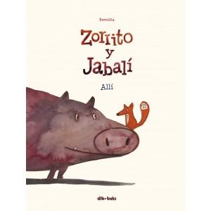 Zorrito y Jabalí nº 01