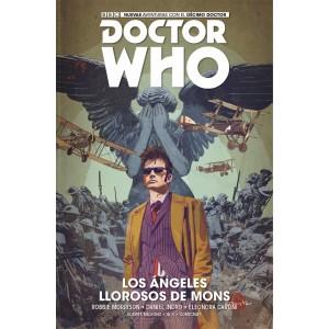 Doctor Who: Los ángeles llorosos de Mons