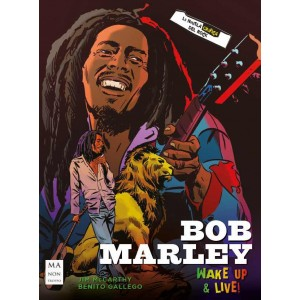Bob Marley: La novela gráfica
