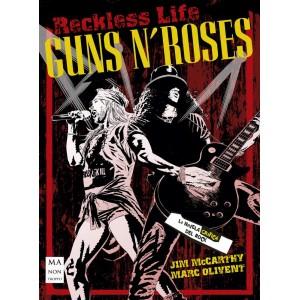Guns N' Roses: La novela gráfica del rock