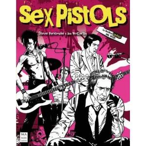Sex Pistols: La novela gráfica