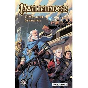 Pathfinder nº 03: Ciudad de secretos