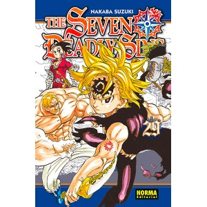 The Seven Deadly Sins nº 29