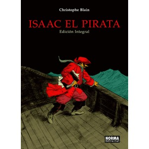 Isaac el pirata (Edición integral)