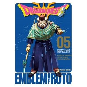Dragon Quest: Emblem of Roto nº 05