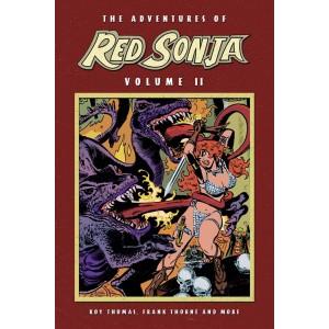Crónicas de Red Sonja nº 02