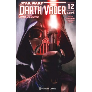 Star Wars Darth Vader: Lord oscuro nº 12