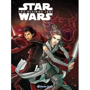Star Wars: Los últimos Jedi (Cómic infantil)