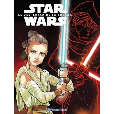 Star Wars: El despertar de la Fuerza (Cómic infantil)