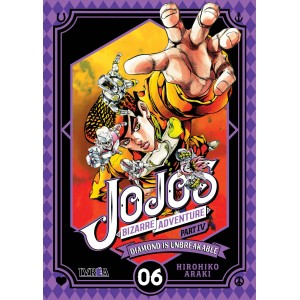 JoJo's Bizarre Adventure Parte 04: Diamond is Unbreakable nº 06