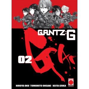 Gantz G nº 02