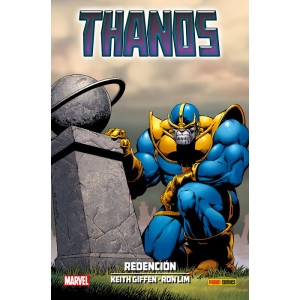 100% Marvel HC. Thanos: Redención