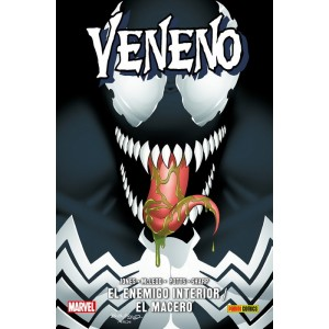 100% Marvel HC. Veneno: El enemigo interior / El Macero