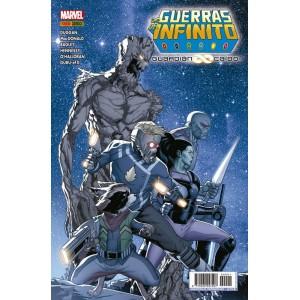 Héroes Marvel - Guerras del Infinito: Guardián caído