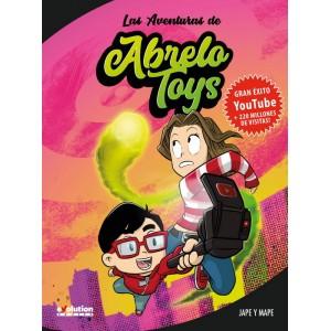 Las aventuras de Abrelo Toys nº 01