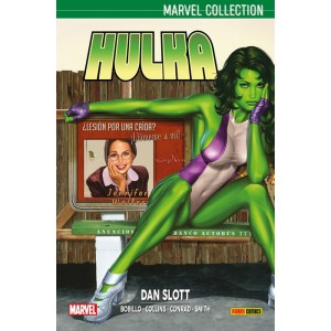 Marvel Collection. Hulka nº 02