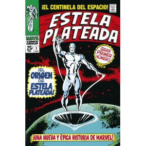 Marvel Facsímil nº 05: The Silver Surfer nº 01