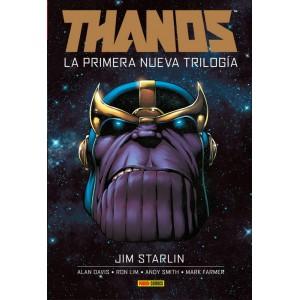 Marvel Integral. Thanos: La primera nueva trilogía