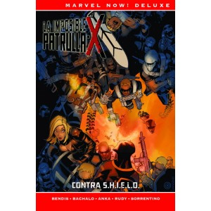 Marvel Now! Deluxe. La Patrulla-X de Brian Michael Bendis nº 05