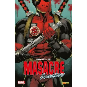 Masacre: Asesino
