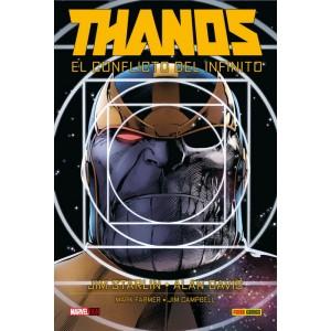 OGN. Thanos: El conflicto del infinito