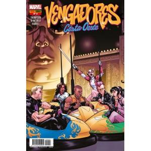 Héroes Marvel - Los Vengadores Costa Oeste nº 03