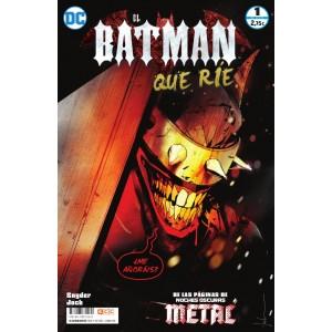 El Batman que ríe nº 01