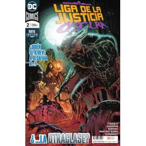 Liga de la Justicia Oscura nº 02 (Reedición trimestral)