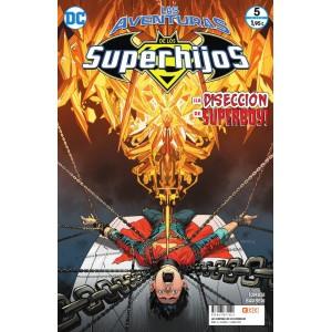 Las aventuras de los Superhijos nº 05