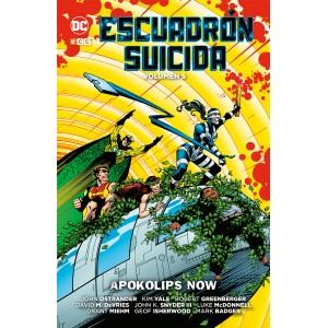 Escuadrón Suicida: Apokalips Now