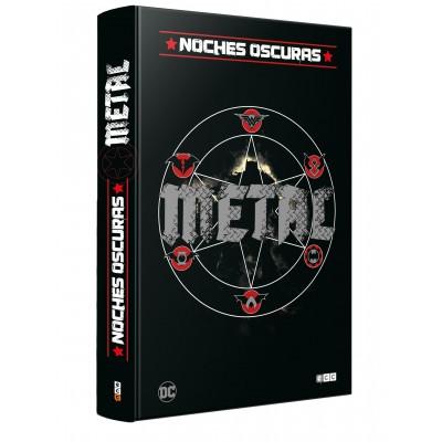 Noches oscuras: Metal (Edición Deluxe)