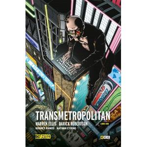 Transmetropolitan nº 01 (Nueva edición)