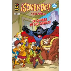 ¡Scooby-Doo! y sus amigos nº 28