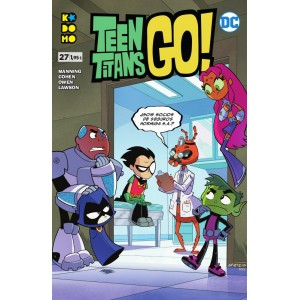 Teen Titans Go! nº 27