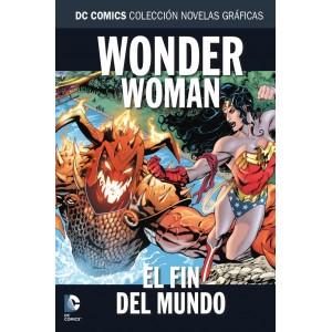 Colección novelas gráficas nº 83: Wonder Woman: El fin del mundo