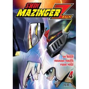 Shin Mazinger Zero nº 04