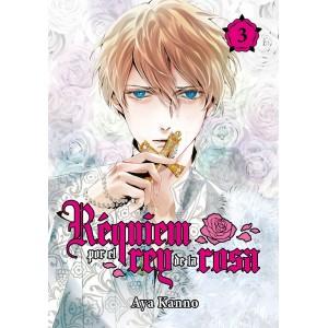 Réquiem por el Rey de la Rosa nº 03