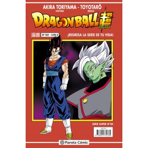 Dragon Ball Serie Roja nº 231