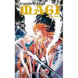 Magi: El Laberinto de la Magia nº 28
