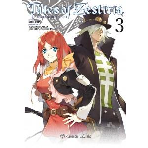 Tales of Zestiria nº 03
