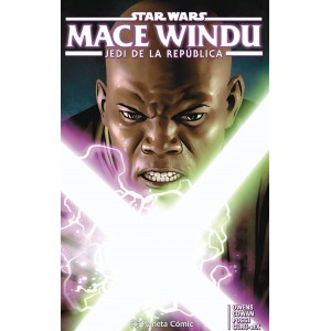 Star Wars: Mace Windu (Tomo recopilatorio)