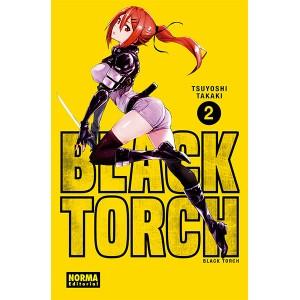 Black Torch nº 02