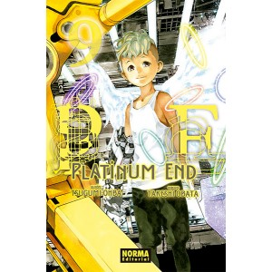 Platinum End nº 09