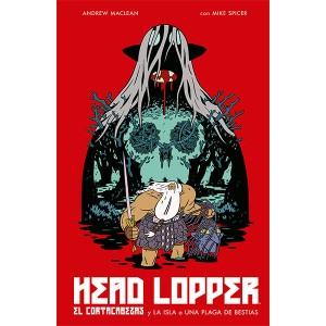 Head Lopper nº 01: El cortacabezas y la isla o una plaga de bestias