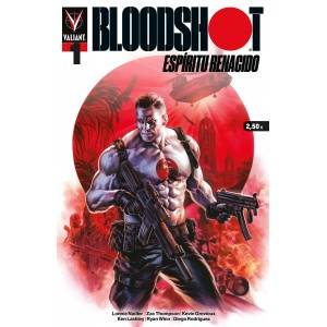 Bloodshot: Espíritu renacido nº 01