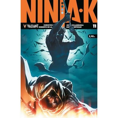 Ninja-k nº 11