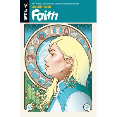 Faith nº 04 (Tomo recopilatorio)